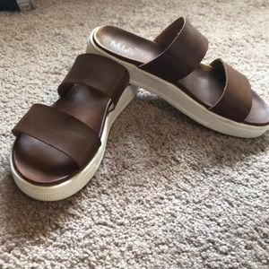 MIA platform Sandals